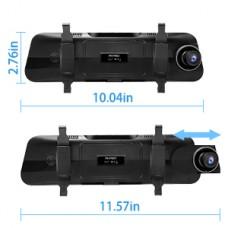 AKASO DL9 Mirror Dash Camera