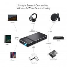 AKASO FOCUS Mini Video Projector