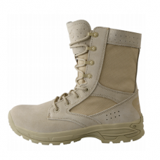 Hanagal Men's Wild Camel H Military Boot