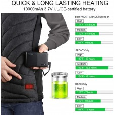 AKASO Nomad Battery Heated Vest