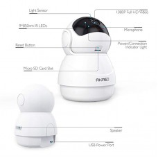 AKASO P20 Wireless WiFi Camera