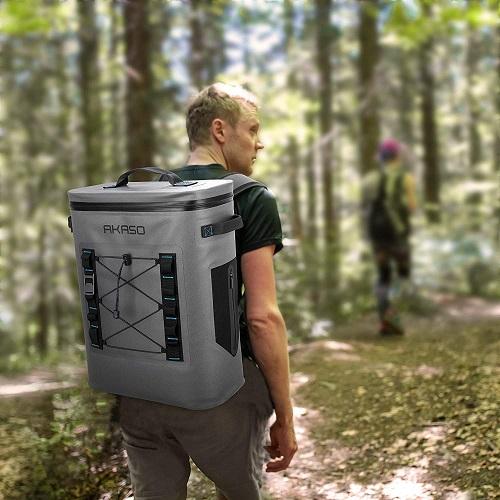 AKASO Backpack Cooler