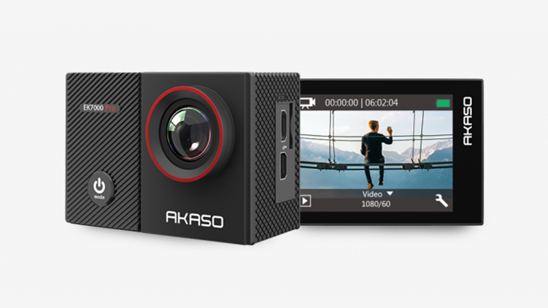 Best Budget Action Camera 2018