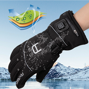 Splashproof Heated Gloves
