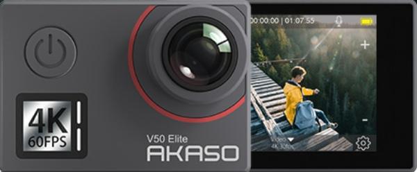 4K 60FPS Camera