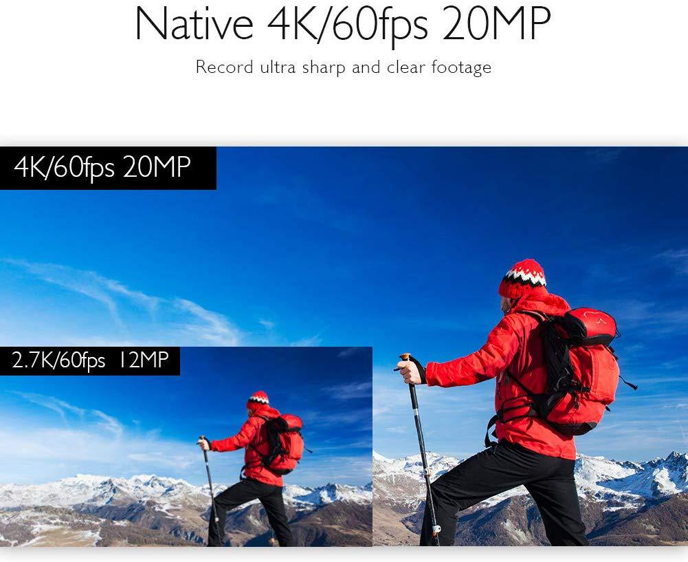 AKASO V50 Elite 4K60fps