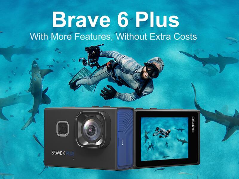 AKASO Underwater Camera