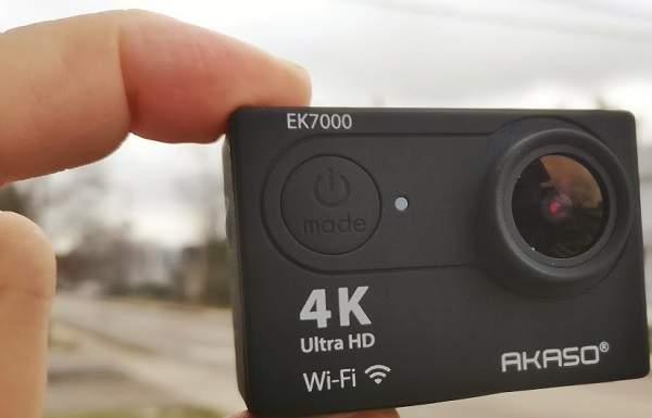 Action Camera for Hunting