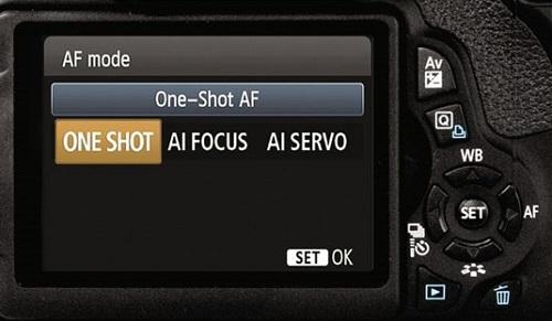 Autofocus Mode
