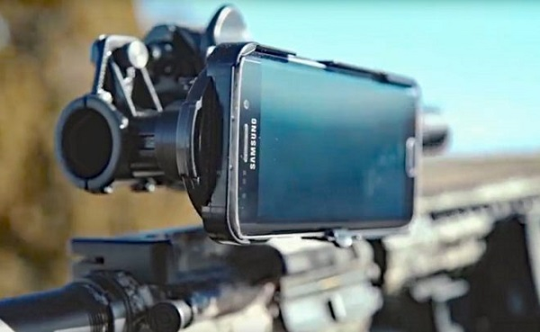 Phone Scope for Hunting
