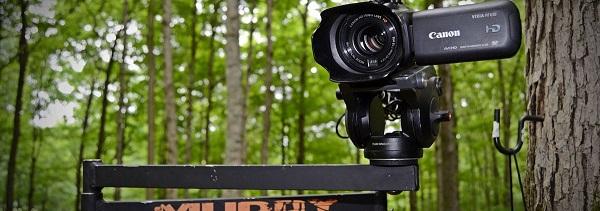 Self Filming Hunt