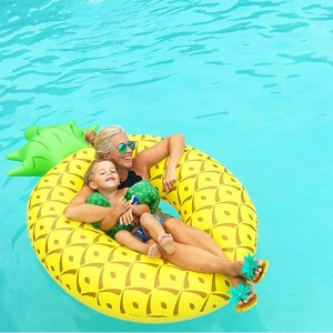 Big Mouth Giant Pineapple Pool Float