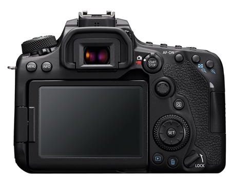 Canon EOS 90D for Vlogging