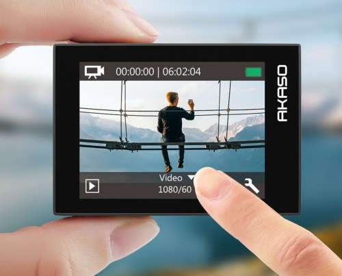 AKASO Vlogging Action Camera