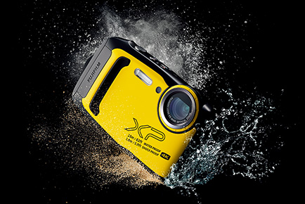 Fujifilm XP140 Rugged Camera