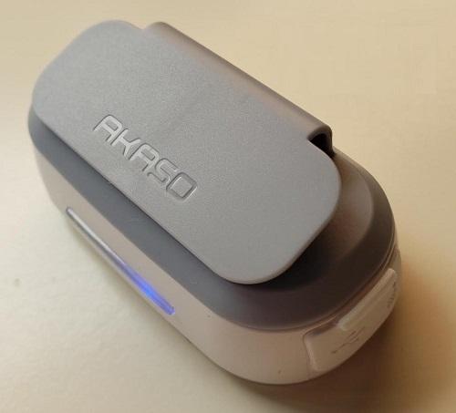 AKASO Keychain Easy Clip