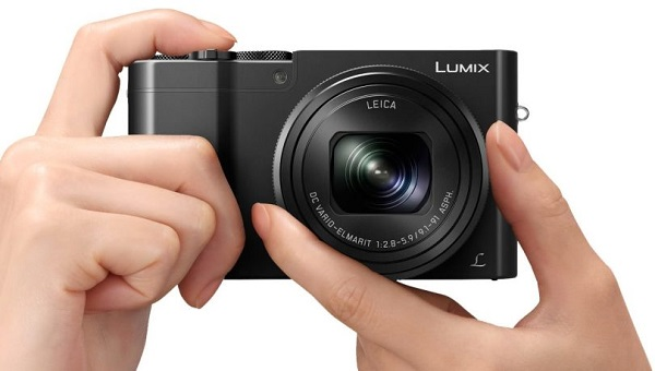 Panasonic ZS100 for Backpacking Photography