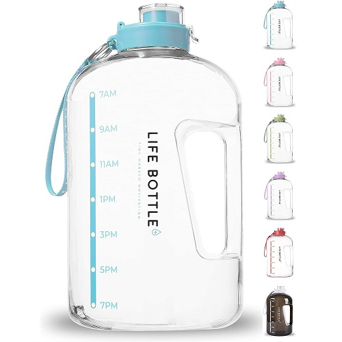 1 Gallon Extra Large Water Bottle
