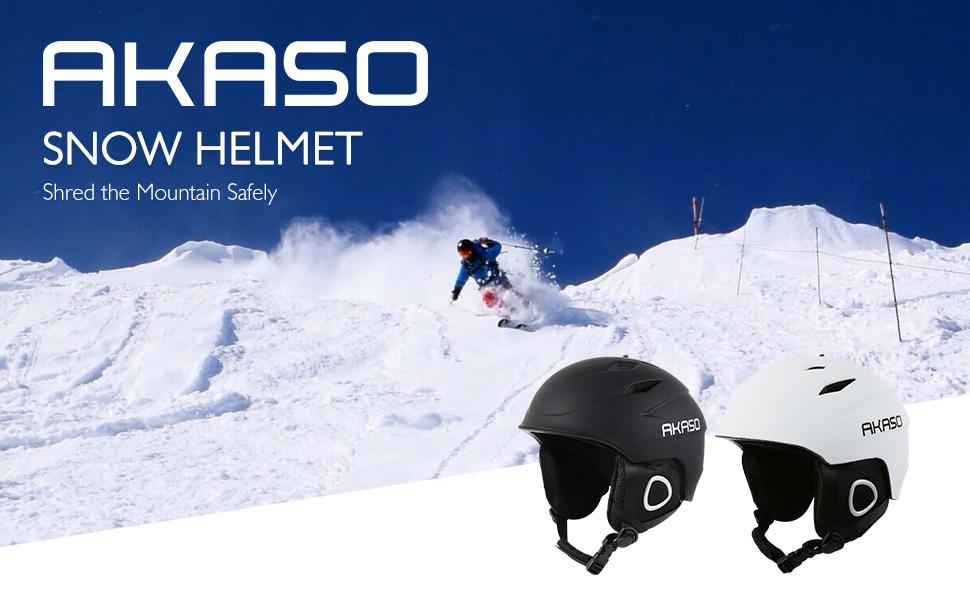 AKASO Ski Helmet